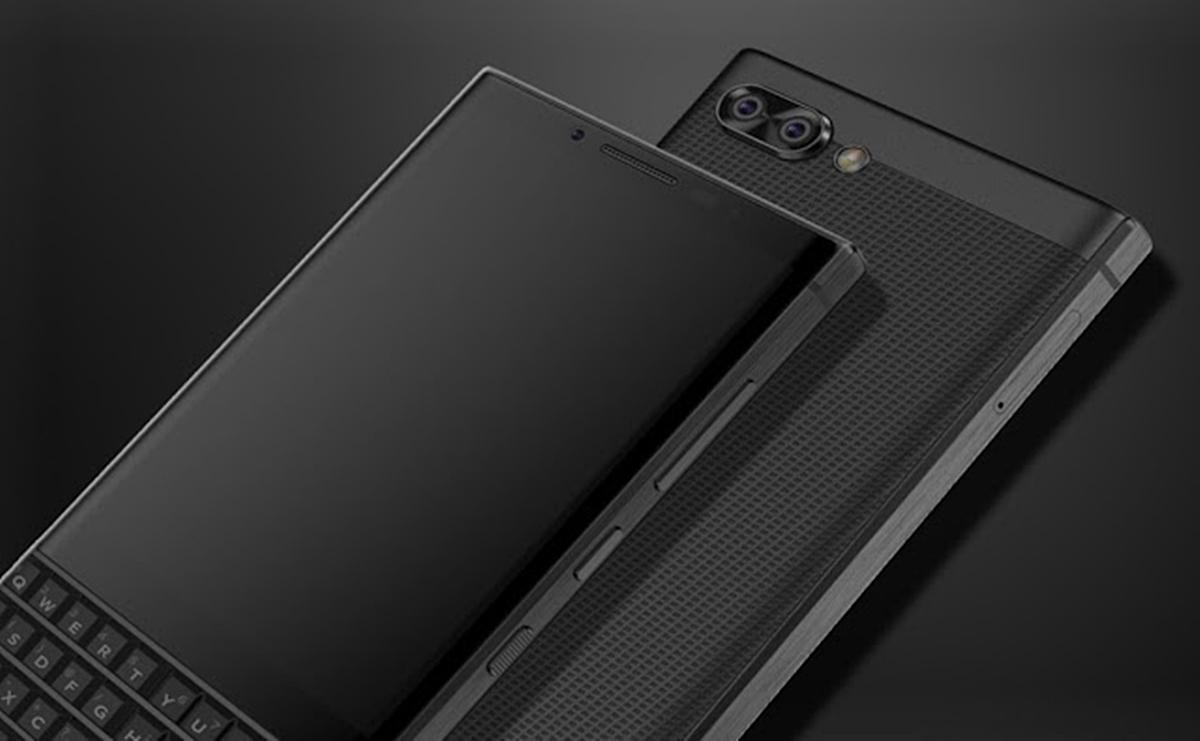 BlackBerry Key2 : le design du probable successeur du KeyOne se dévoile en images