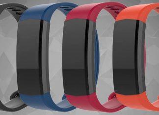 Bracelet connecte Lenovo HX06