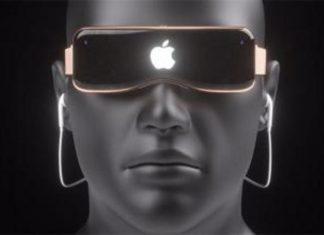 Casque de réalité virtuelle Apple