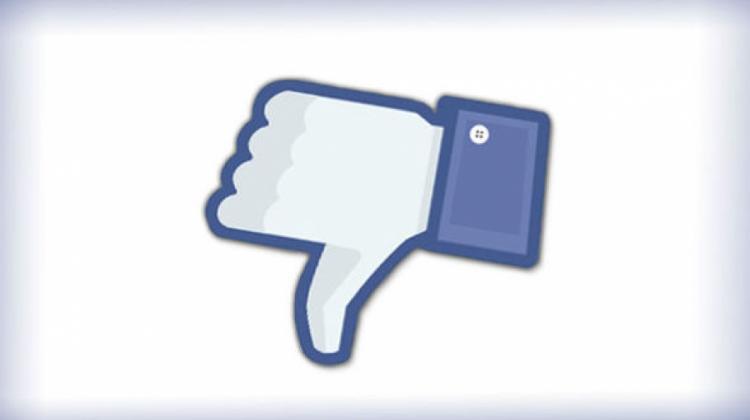 Facebook déploie le bouton « j'aime pas » dans quelques pays