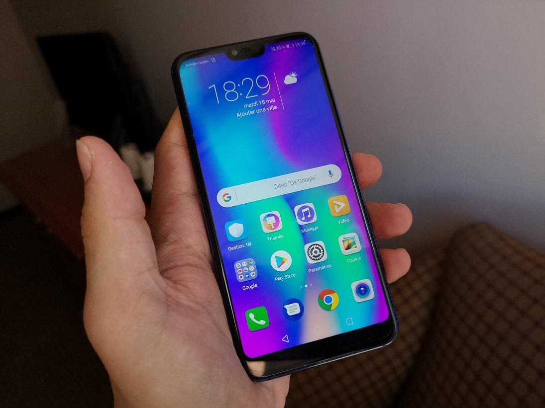 [ Prise en main ] Honor 10 : un Huawei P20 bis moins cher et tout aussi séduisant