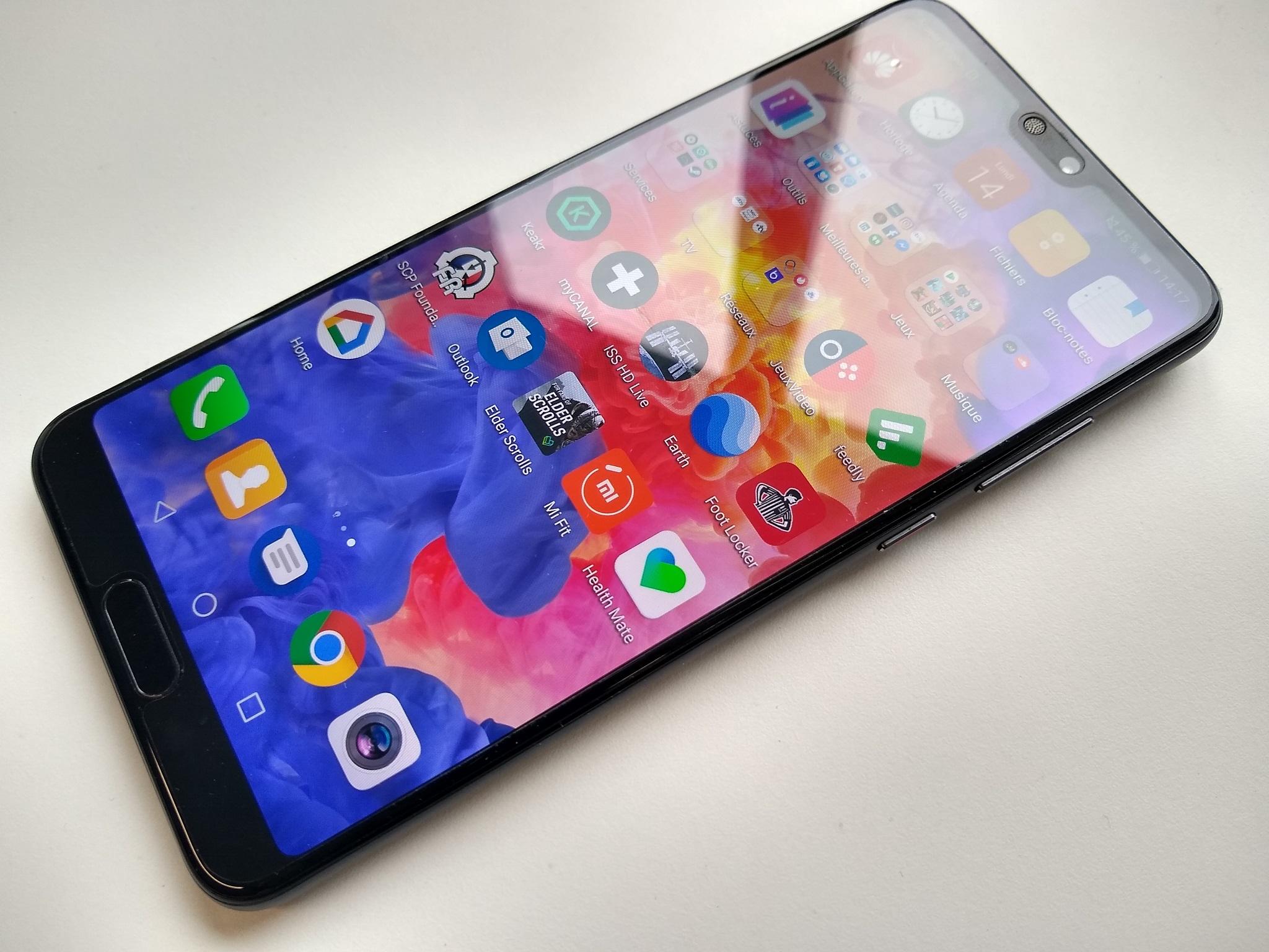 [ TEST ] Huawei P20 Pro : le smartphone qui se démarque le plus