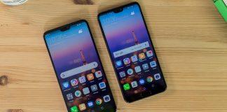 Huawei P20 Pro et P20