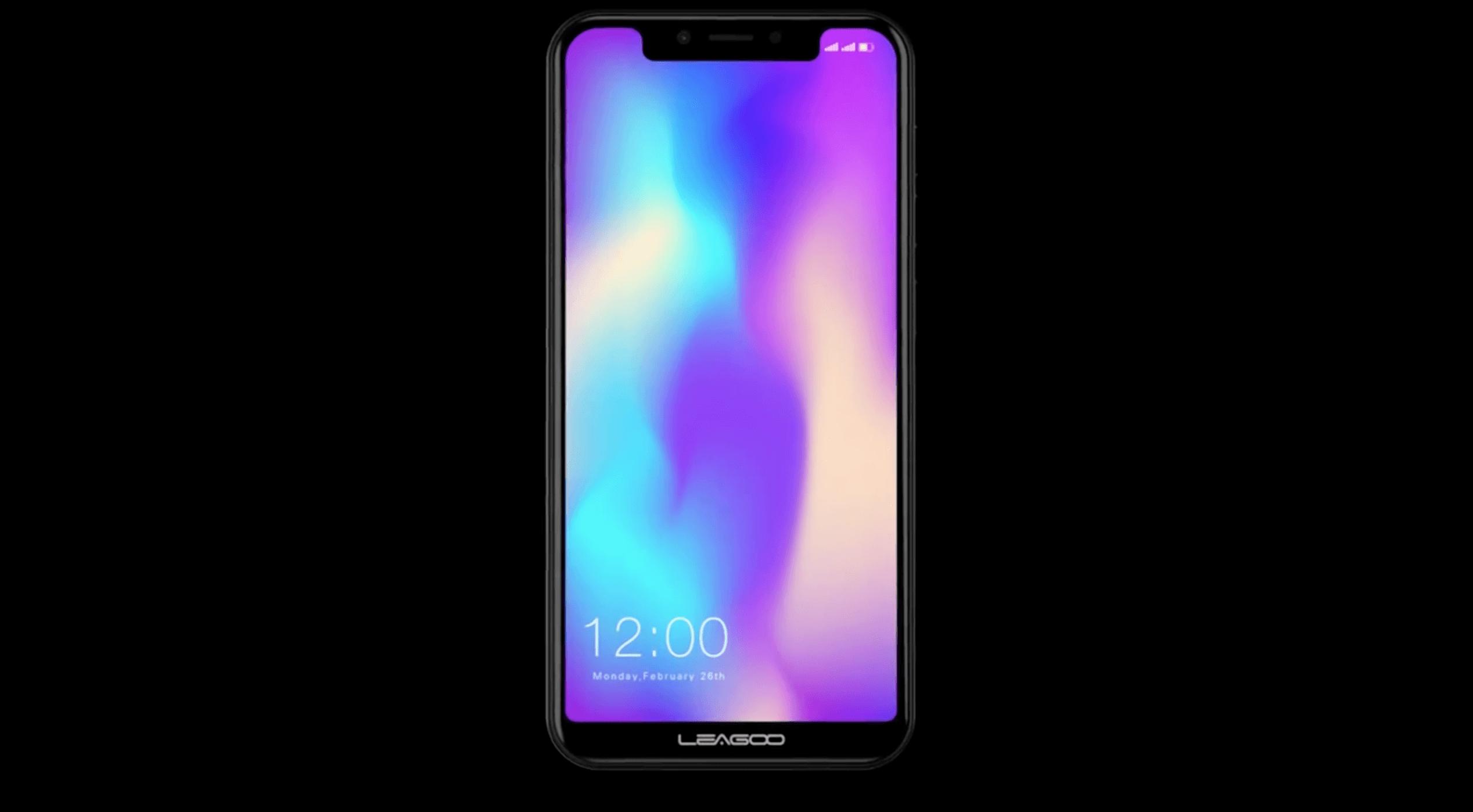 Leagoo S9 : le clone de l'iPhone X est gratuit ou à 110 euros !