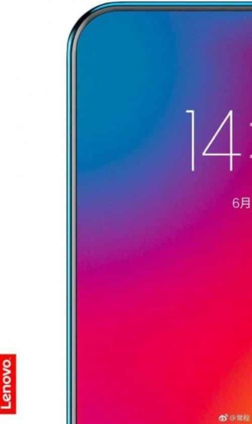 Lenovo lance bientôt un smartphone full borderless et sans encoche !