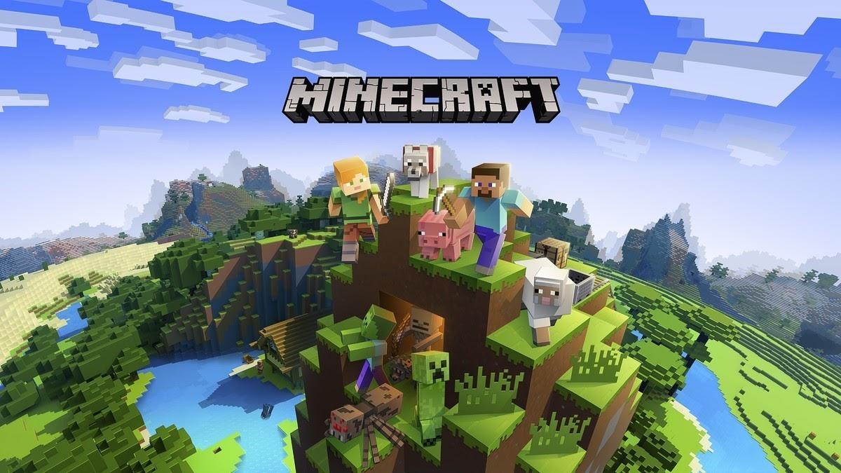Un jeu AR à la Minecraft sur mobile par le créateur de Pokémon Go !