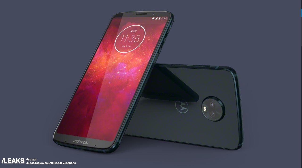 Motorola Moto Z3 Play : le prochain smartphone modulaire fuite totalement
