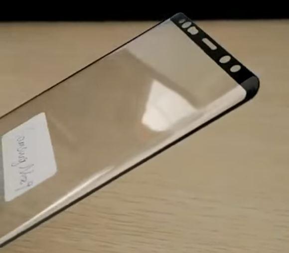 Le Samsung Galaxy Note 9 fuite ! Très peu d'améliorations visuelles et techniques