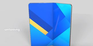 Samsung Galaxy X concept de TechConfigurations