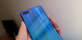 Honor 10 test
