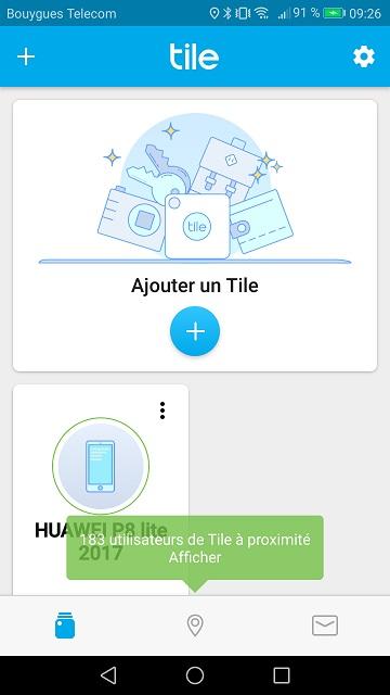 best prices order official supplier Test] Le porte-clés connecté Tile Sport : retrouvez vos ...