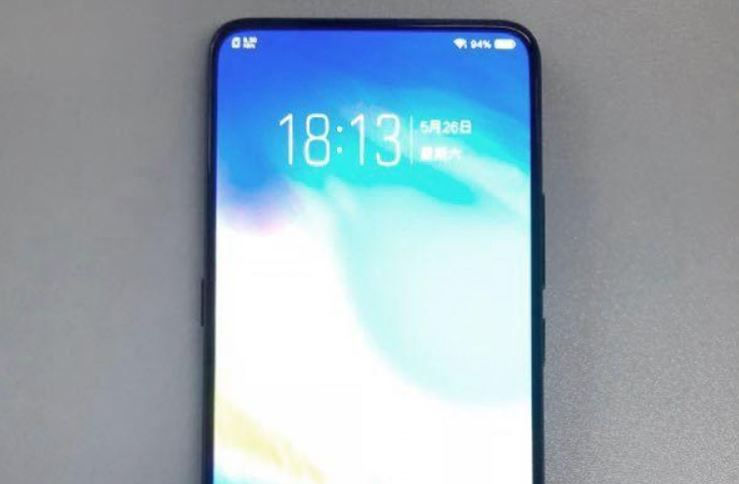 Vivo Nex : un Xiaomi Mi Mix 2S surpuissant avec plus de rondeurs
