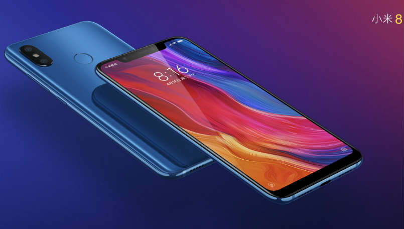 Xiaomi Mi 8, disponible en France en août
