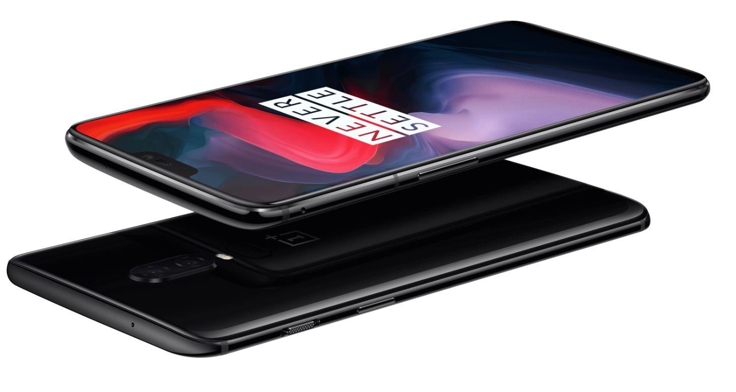 OnePlus à enfin dévoilé son OnePlus 6 !