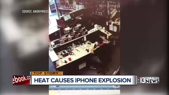 poster 3e58b41fa5af497c8541ff5f9ff7ee21 86643569 ver1.0 640 480 - [Vidéo] La batterie d'un iPhone explose dans un magasin