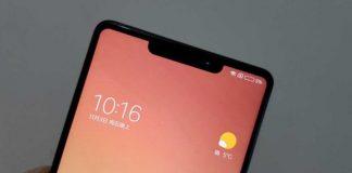 Un concept de smartphone Xiaomi