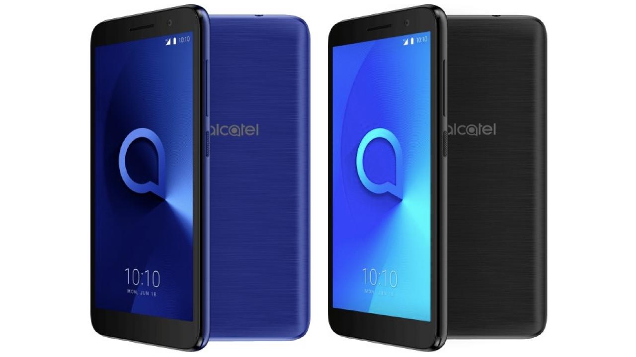 Bientôt l'Alcatel 1, low-cost et plus petit que l' Alcatel 1X