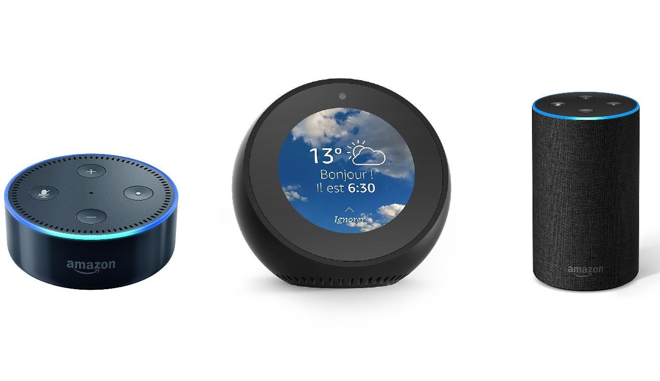 Les Amazon Echo débarquent en France et elles sont déjà en promo !