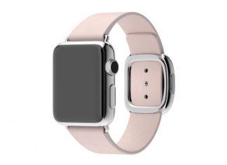 Fini la boucle moderne pour l' Apple Watch