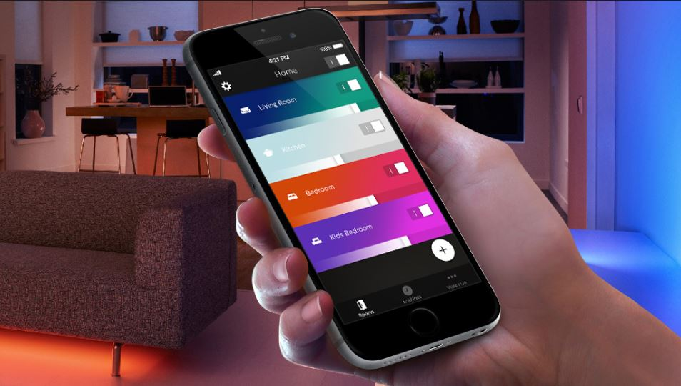 Application Philips Hue