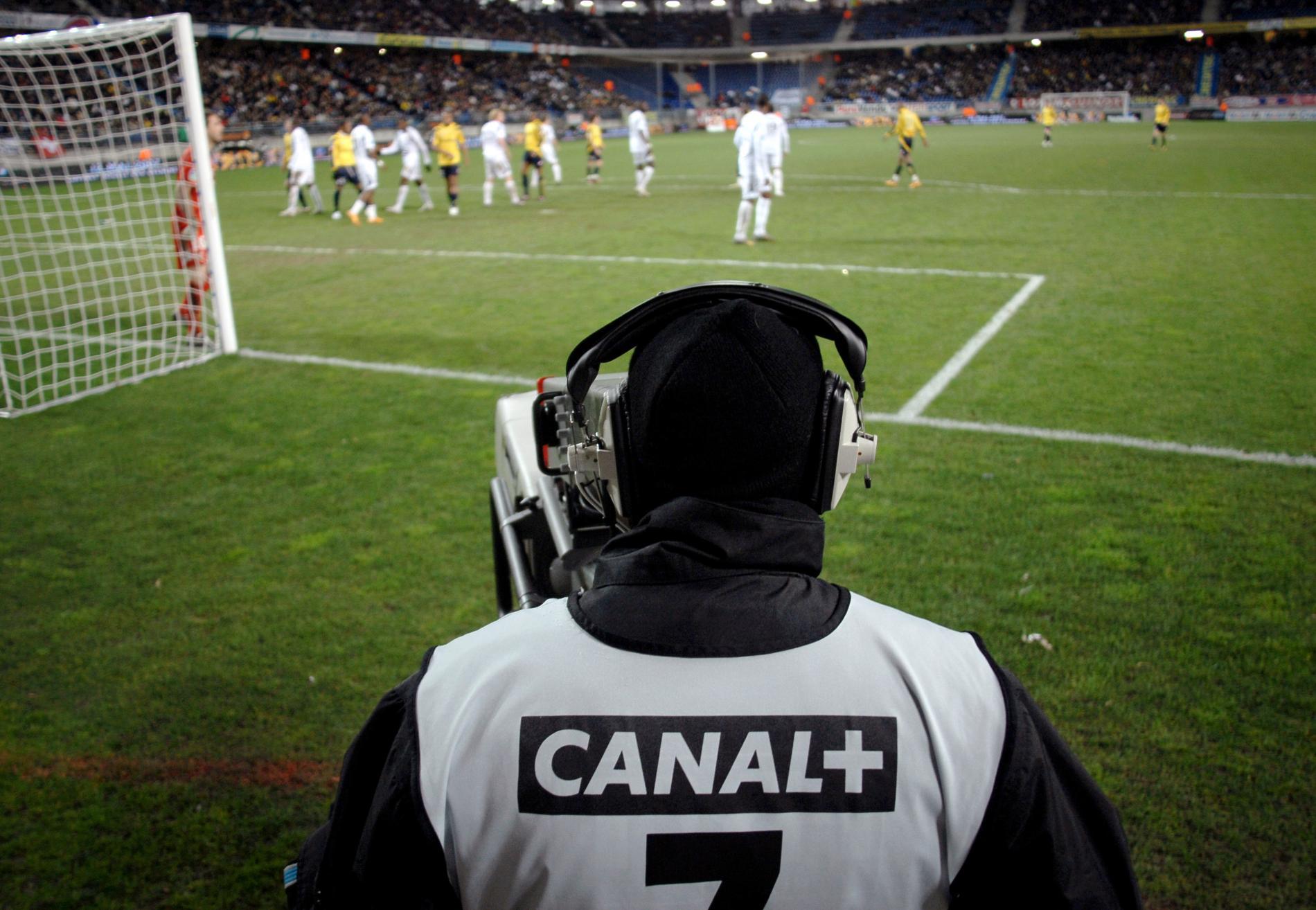 Finie la Ligue 1 pour Canal+, bonjour Mediapro !