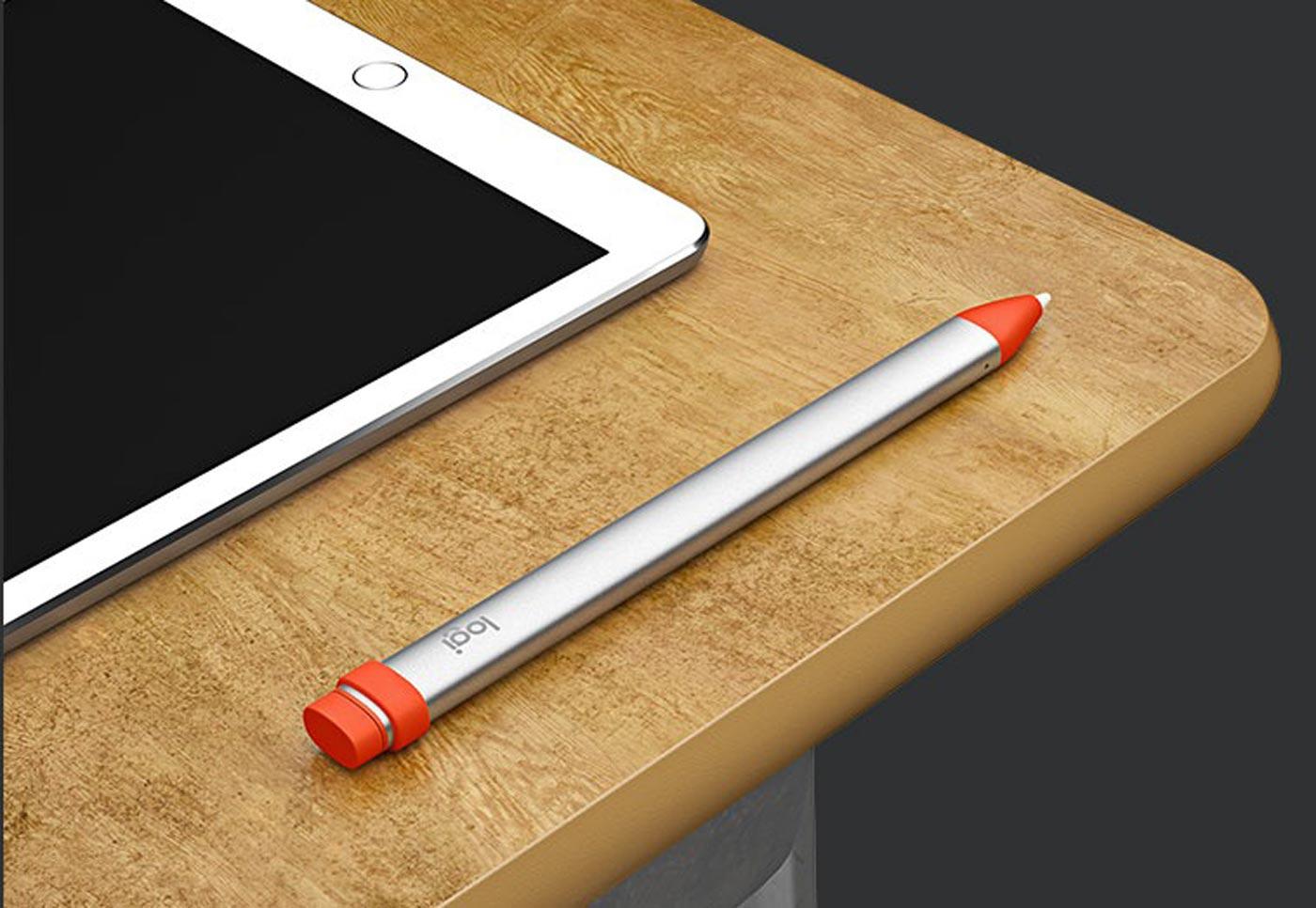Le Crayon de Logitech plus convaincant que l'Apple Pencil ?
