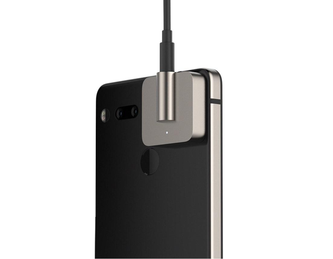 Essential Phone, un nouveau module mini-jack pour les nostalgiques