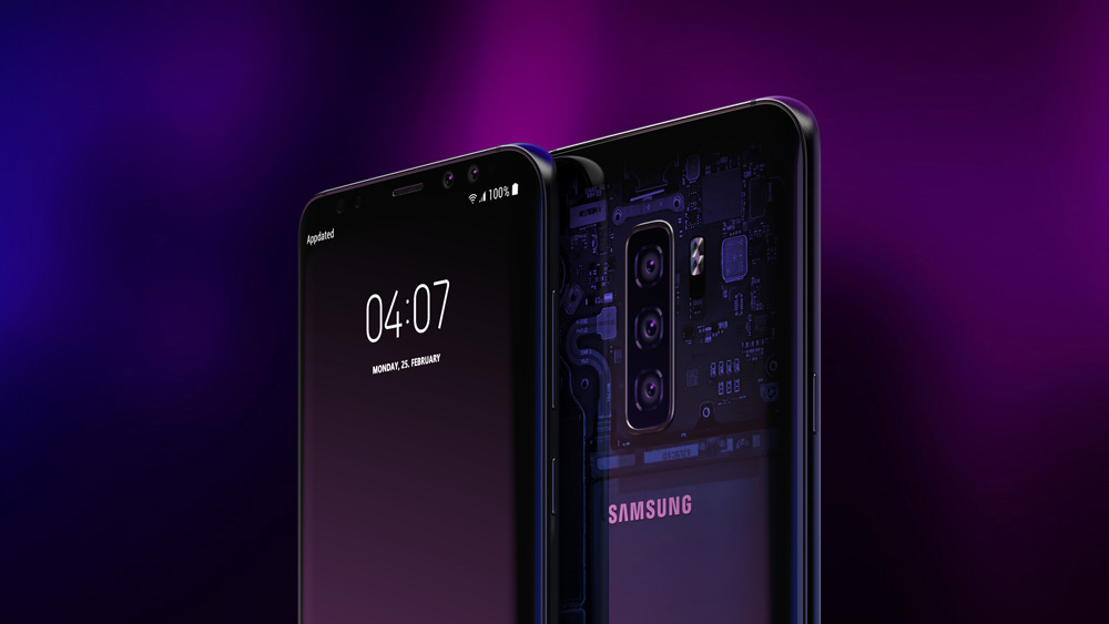 Galaxy S10 : peut être un triple module photo !