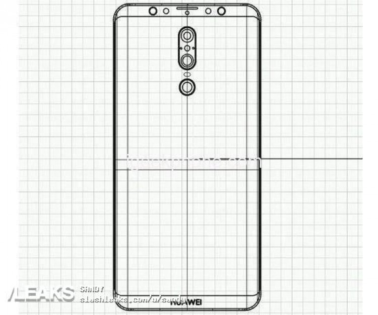Huawei Mate 20 Lite - Slashleaks