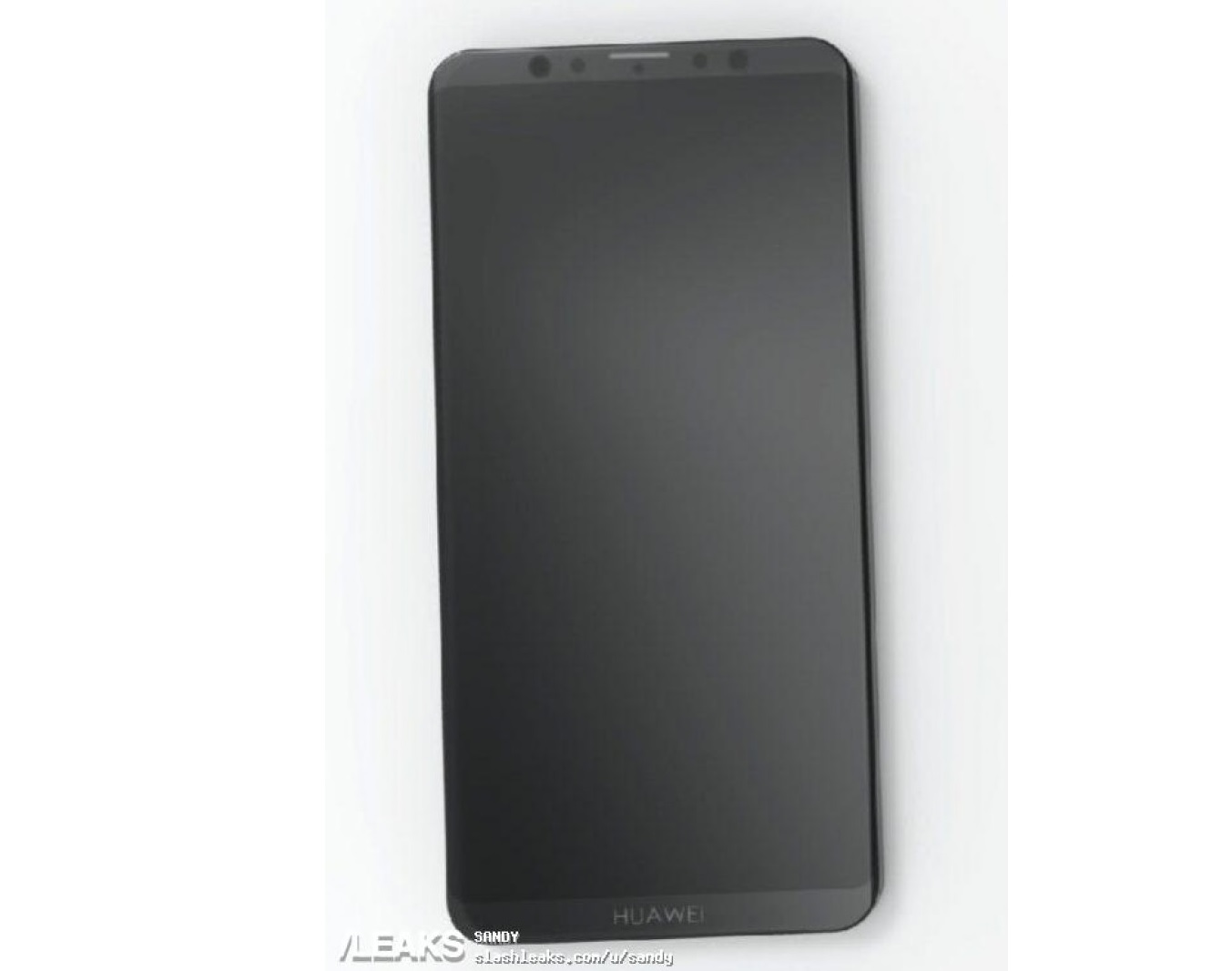 Huawei Mate 20 : la prochaine gamme fuite à nouveau en images