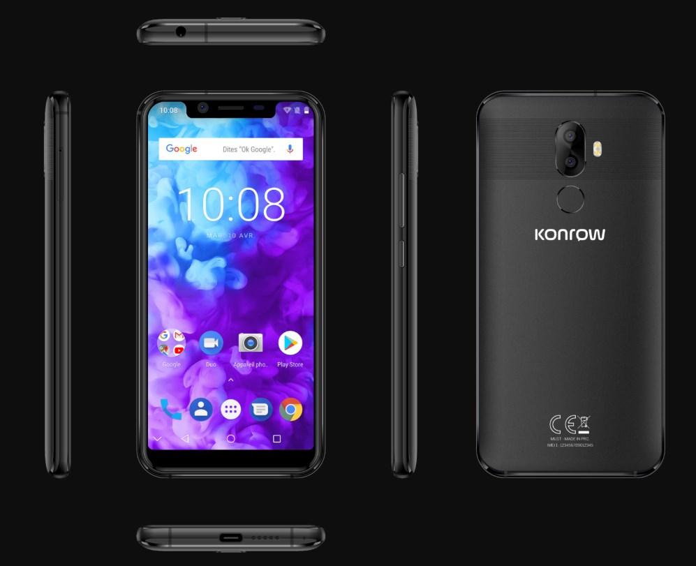 Konrow Must : un nouveau smartphone marseillais qui vise à concurrencer Wiko