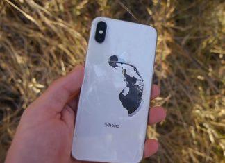 L'iPhone X du Youtubeur TechRax