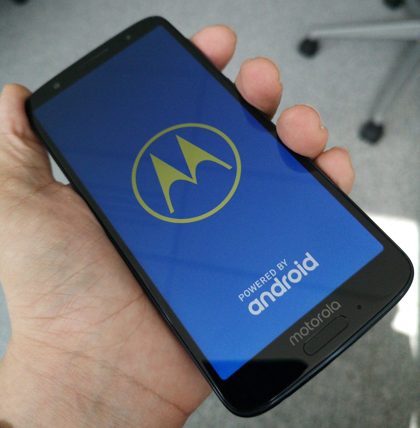 [ TEST ] Motorola Moto G6 : un bon rapport qualité/prix
