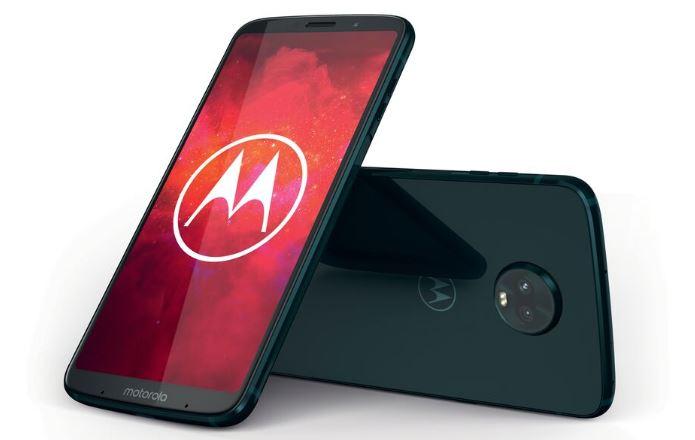Motorola Moto Z3 Play officiel ! Un nouveau smartphone modulaire qui envoie du lourd