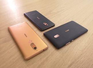 Nokia 2.1, 3.1 et 5.1