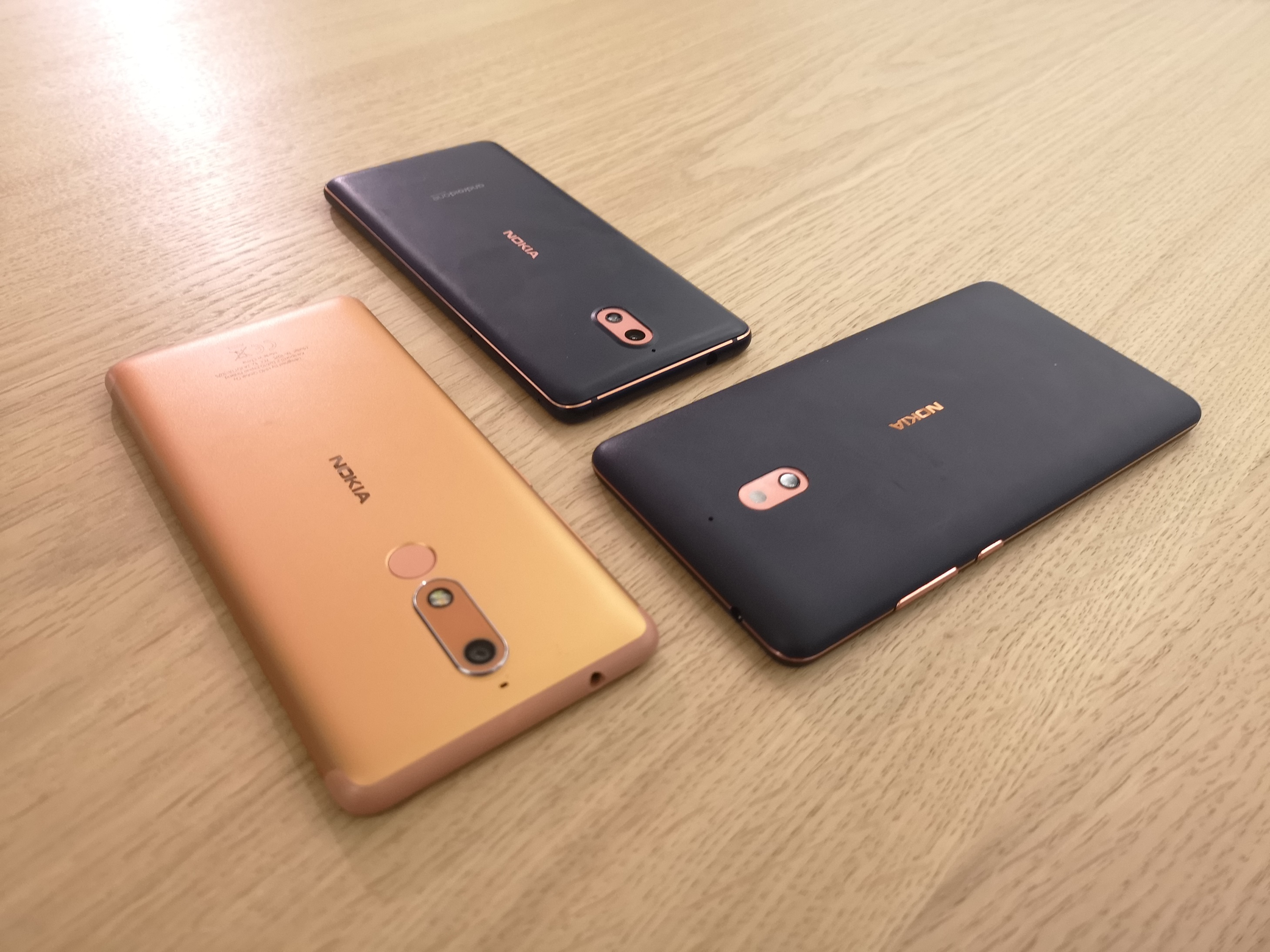 Prise en main Nokia 2.1, 3.1 et 5.1 : des entrées de gamme qui assurent