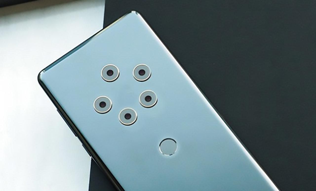 Nokia A1P : un smartphone avec 5 caméras en route comme le LG V40