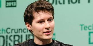 Pavel Durov, boss de Telegram