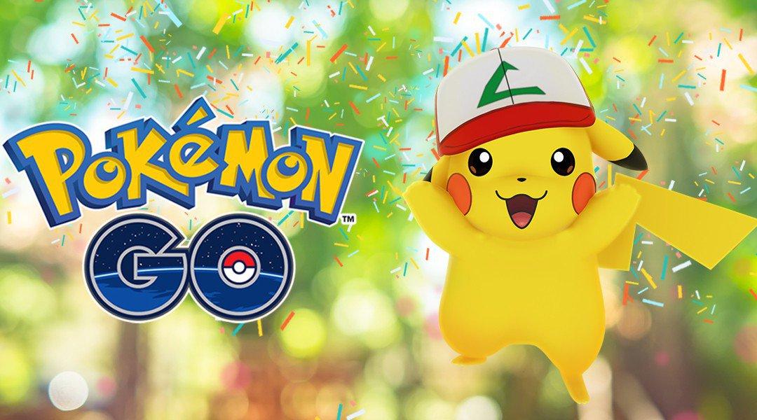Pokémon Go nous permet désormais d'échanger des créatures