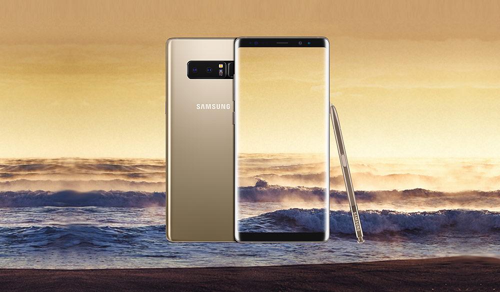 Bon plan : Samsung Galaxy Note 8 à moitié prix sur Electro Dépôt !