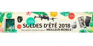 Soldes d'été 2018 de Meilleur Mobile