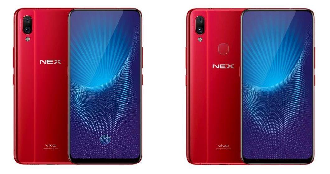 Vivo NEX A et NEX S : officialisation des smartphones qui feront de l'ombre au Lenovo Z5