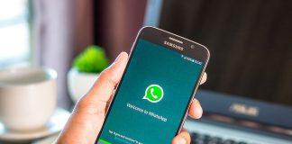 WhatsApp sur mobile