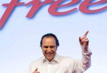 Xavier Niel, boss de Free