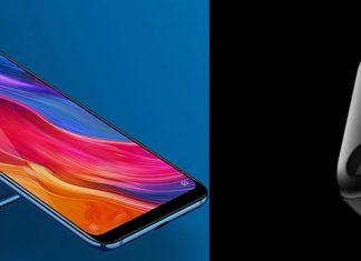 Xiaomi Mi 8 et Xiaomi Mi Band 3