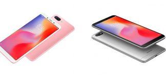 Xiaomi Redmi 6 et 6A