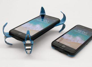 Air bag smartphone étudiant invention