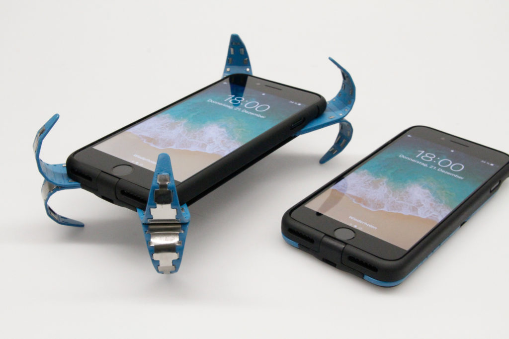 un air bag pour smartphone l 39 invention g niale d 39 un jeune tudiant. Black Bedroom Furniture Sets. Home Design Ideas