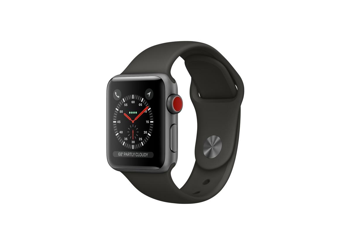 Une amende pour avoir regardé son Apple Watch en conduisant