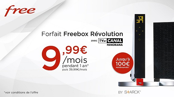Vente Privée : la Freebox Revolution à 4.99 euros ce soir ?